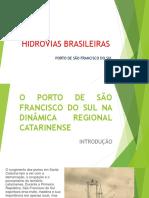 HIDROVIAS BRASILEIRAS (1)