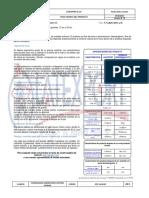 07- F. T. Del Prod. Guante Industrial C35 Ver 10 Fech. 4-05-2018