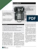 Fluke 9009 (Brochure)