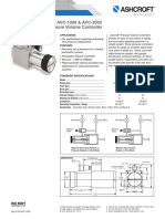 Datasheet AVC 1000 (Brochure)