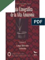 Guia Etnografica de La Alta Amazonia Vol CINCO Santos Barclay Weiss Hvalkof Veber