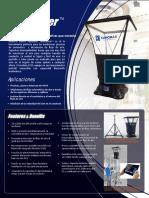 Kanomax Tabmaster 6715 (Brochure)