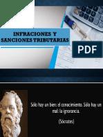 Infraciones y Sanciones Tributarias