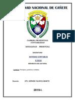 Principios y Prácticas Contables; La Documentación