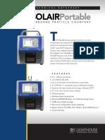 Solair 3350 (Brochure)