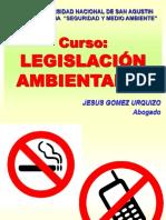 LEGISLACION AMBIENTASL