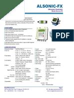 medidores ultrasonicos