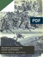 Wägner - Nordisch-germanische Götter Und Helden
