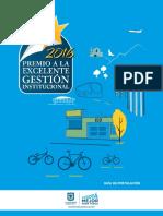 Cartilla Guia Postulación PEGI 2016