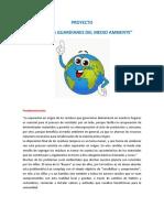 proyecto - contaminacion