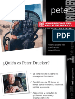 Peter Drucker Ok