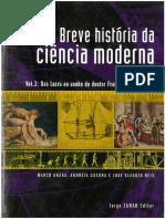 Breve História Da Ciência Moderna I