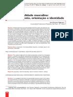 Homossexualidade masculina comportamento idenetidade  artigo.pdf