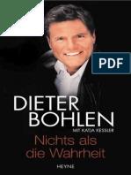Bohlen, Dieter - Nichts Als Die Wahrheit