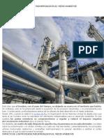 el impacto industrial y tecnologico