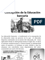 educacion bancaria