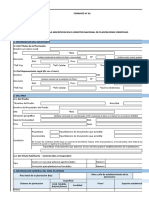 Formatos-registro de Plantacion