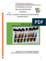 Guia de Microbiologia y Toxicologia Agroindustrial 2018 Final