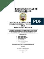 Peru Gano Xd