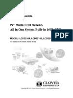 Dvr Manual Lcd22164 Sa 061009