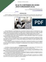 157-Contenido Acido Linoleico Conjugado