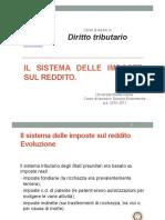 Reddito in diritto italiano