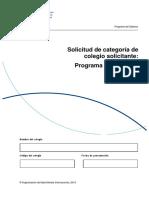 Dp Application Candidacy Es