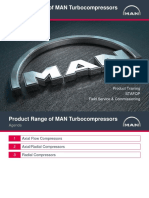 MAN Product Range Compressors
