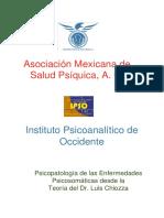 MOD 11 Psicopatología Psicosomática 1