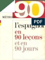 L'espagnole en 90 le+зons