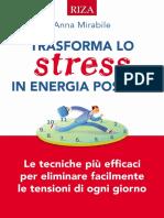 Anna Mirabile - Trasforma Lo Stress in Energia Positiva