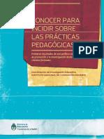 Instituto Formacion Docente - Practicas Pedagogicas