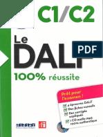 Le Dalf 100% Réussite c1 - c2