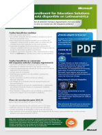 brochure de open value suscripcion