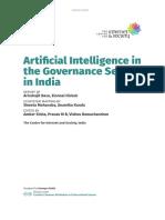 AI in India