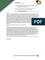 Informe Nº5 Valoración Potenciométrica Vinagre