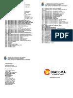 Protocolo de Suporte Avancado de Vida - SAMU Diadema