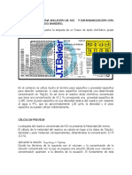 PREPARACION SOLUCION HCL