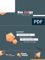 Mao Design-WPS Office