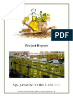 Jasmine Edible Oil - Packing Unit