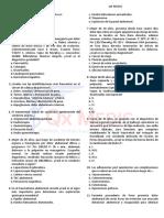 Cirugía General - Anestesio - Qx Plástica - Qx Pediátrica