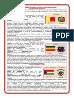 24 Provincias Del Ecuador Con Sus Datos Importantes