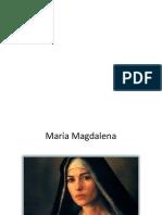 Oración María Magdalena