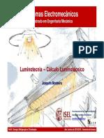 5_SE 1617 1º S - Aula Prática - Cálculo Luminotecnico