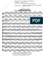 IMSLP25444-PMLP56123-School of Violin Technique Op.1 Book2 for Violin