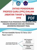 Konsep Ppg Daljab Tahap 4 Tahun 2019