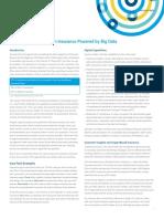 Cloudera Industry Brief Digital Insurance