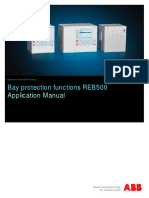 ABB REB500 Application Manual 8.2