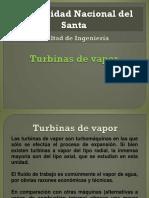 CLASE 03 Turbinas de Vapor A