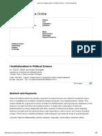 Falleti Historical Institutionalism in Political Science - Oxford Handbooks.pdf